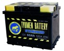 Аккумулятор Тюмень  6СТ - 60L Standard о/п