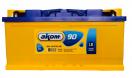Аккумулятор АКОМ  LB 90 Евро (низ. форм.)