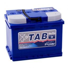 АКБ 60 TAB Polar Blue п/п