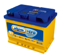 Аккумулятор АКОМ  EFB 6СТ - 65 Евро