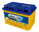 Аккумулятор АКОМ  EFB 6СТ - 75 Евро