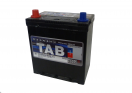 Аккумулятор АКБ 45 TAB Polar JIS MF п/п (тонкие клеммы)
