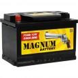 Аккумулятор Magnum 75 п/п