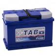 Аккумулятор АКБ 75 TAB Polar Blue о/п