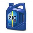 Моторное масло ZIC X5 10W40, 6 л.,п/синт