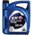 Моторное масло ELF EVOL. 900 NF 5W40 4л.